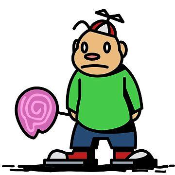 Angus Lollipop by kitrodri