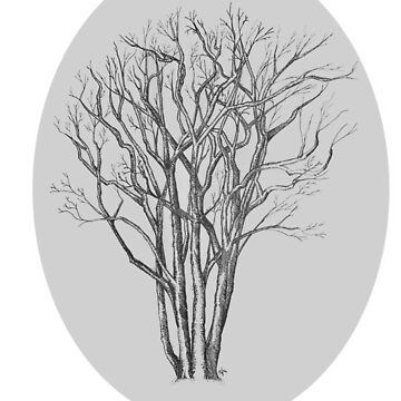 Ink Tree by neufinger