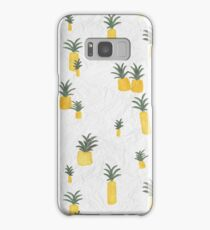 Pineapple Paper Samsung Galaxy Case/Skin