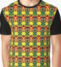 Mayans Gate Guardian Graphic T-Shirt