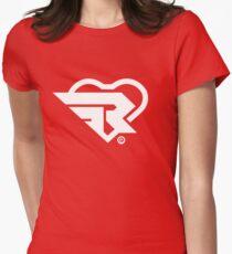 Ribbon Girl Logo -  White T-Shirt