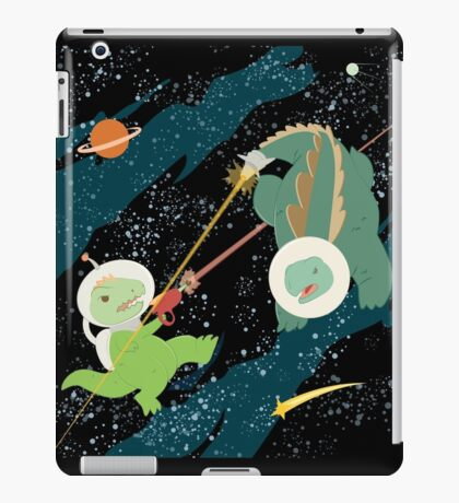 SPACE DINOS iPad Case/Skin