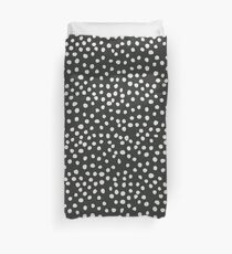 Snow in the Night Duvet Cover