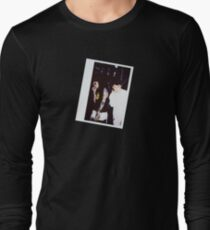 blackbear jacob sartorius merch 4 Polaroid Long Sleeve T-Shirt