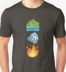 Earth, Wind and Fire ~ Emoji Unisex T-Shirt
