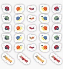 Buggie Stickers Sticker