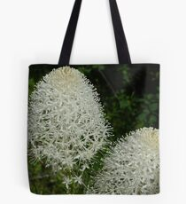 Blooming Bear Grass Tote Bag