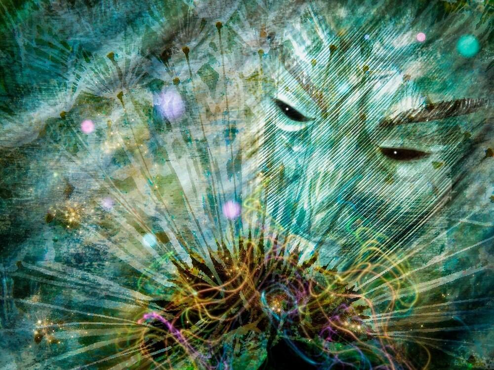 Mystic Garden by Terry Fleckney