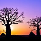 A Kimberley Sunset by Mieke Boynton