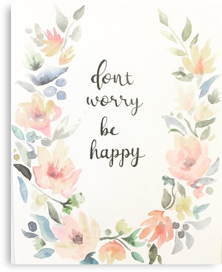 Just be happy :) by mflomin