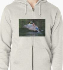 Great Wings! Zipped Hoodie