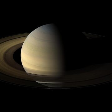 Saturn by robertpartridge