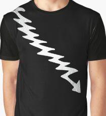 Rock Lightning Bolt Graphic T-Shirt