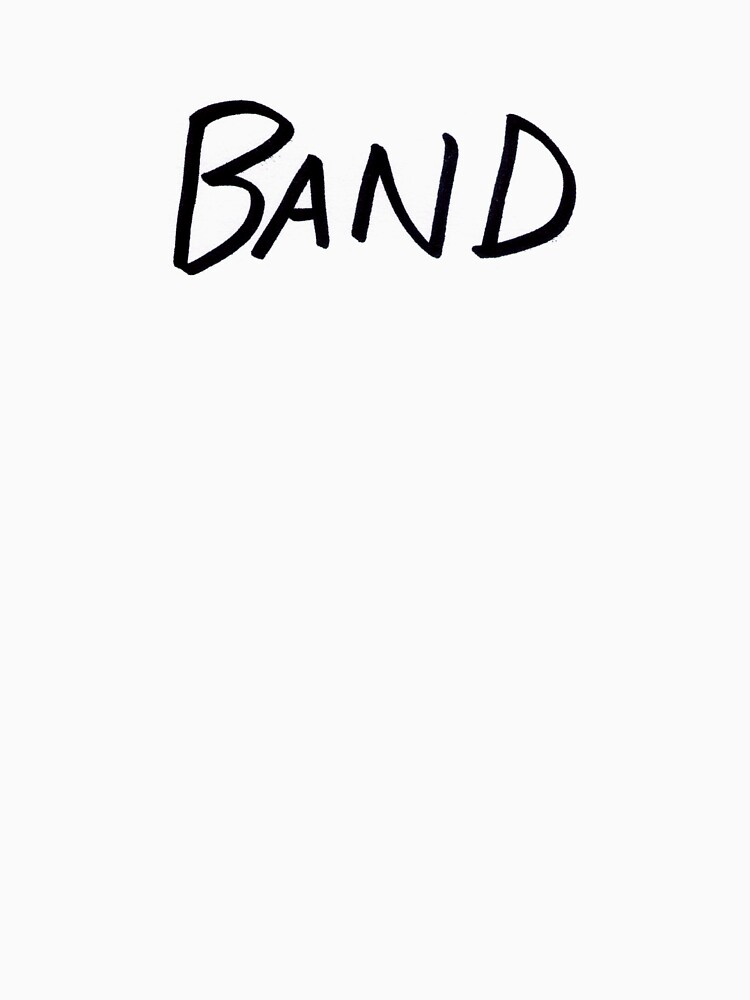 Band T Shirt by hazelcricket
