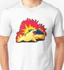 Eruption Unisex T-Shirt