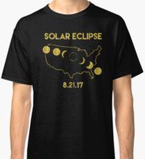 Sonnenfinsternis 8-21-2017 Classic T-Shirt