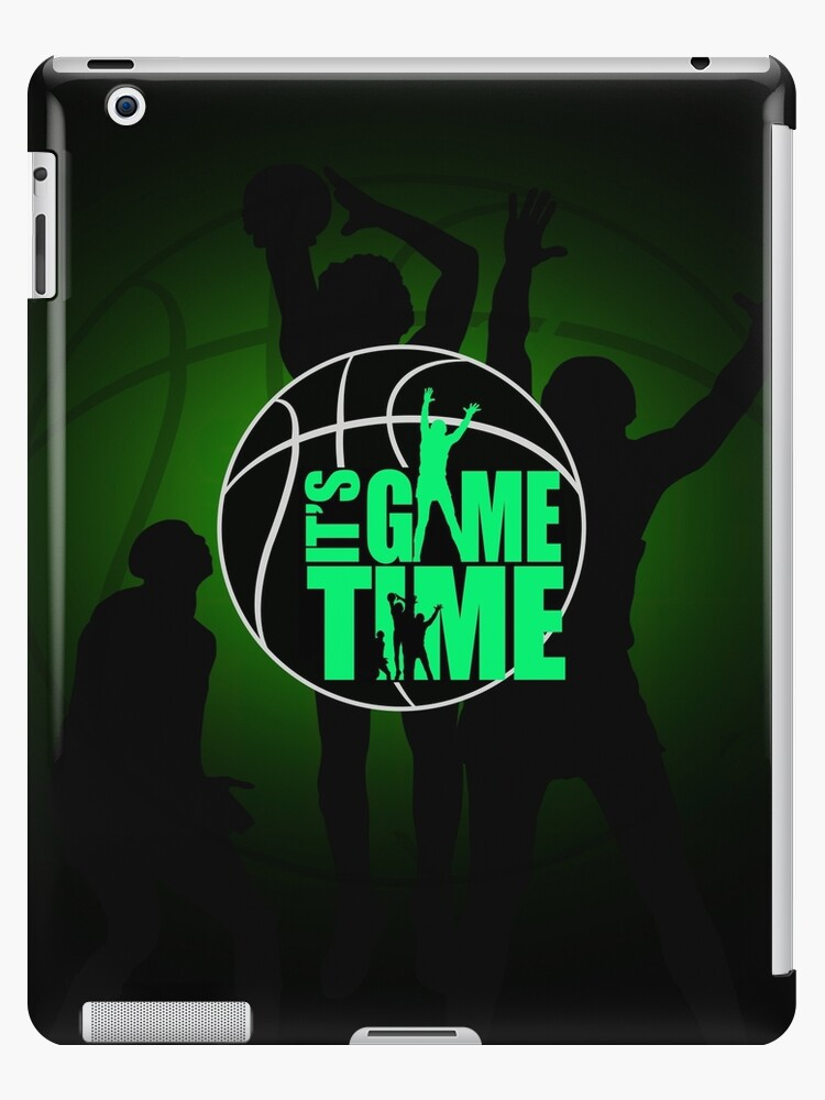 It's Game Time - Green by Adam Santana