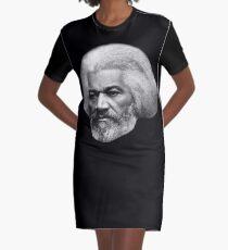 Older Frederick Douglass top quality 1 Graphic T-Shirt Dress