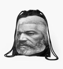 Older Frederick Douglass top quality 1 Drawstring Bag