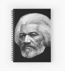 Older Frederick Douglass top quality 1 Spiral Notebook