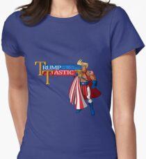 Trump-Tastic Womens Fitted T-Shirt