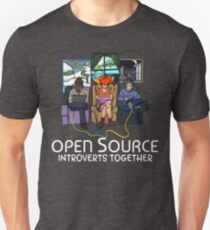 Open Source (Light) Unisex T-Shirt