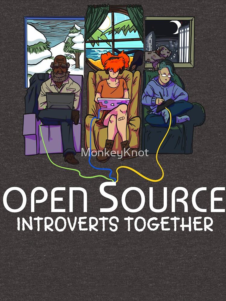 Open Source (Light) by MonkeyKnot