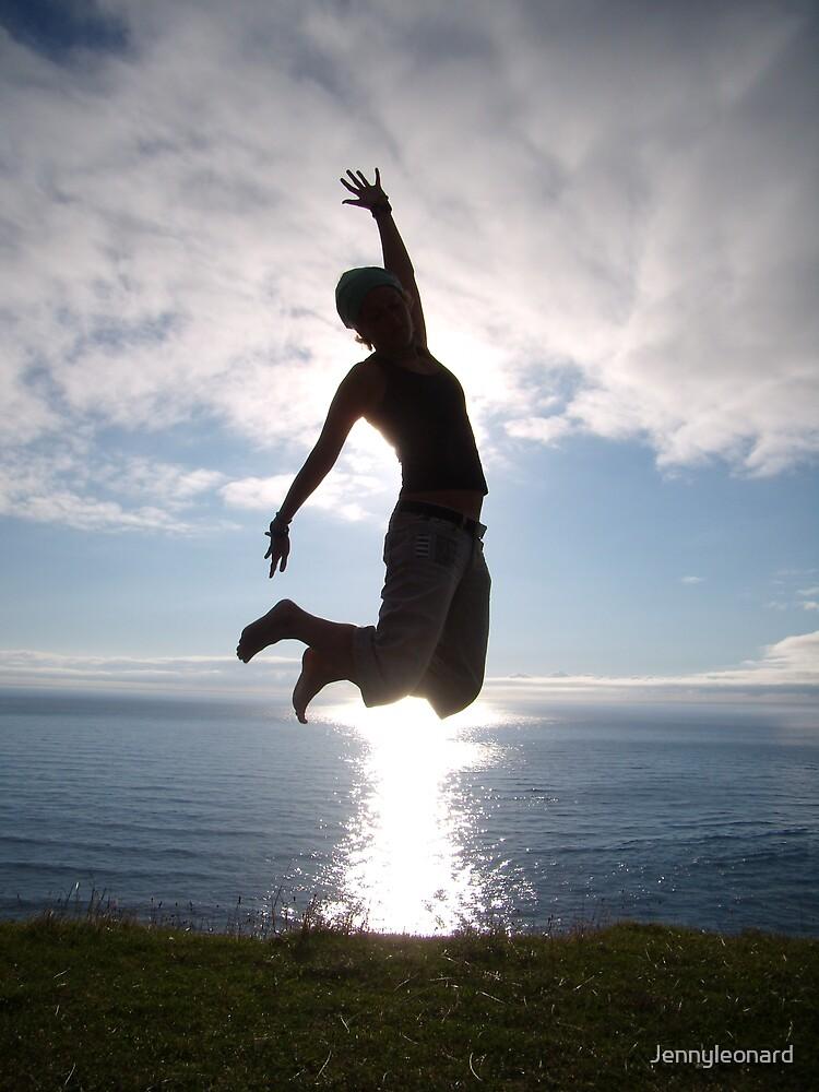 Jump Girl! by Jennyleonard