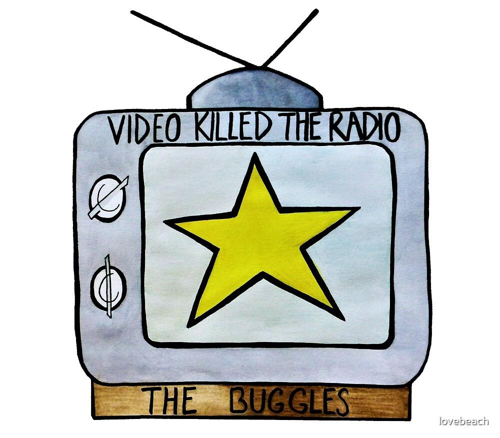Video Killed the Radio Star by lovebeach