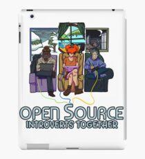 Open Source (Dark) iPad Case/Skin