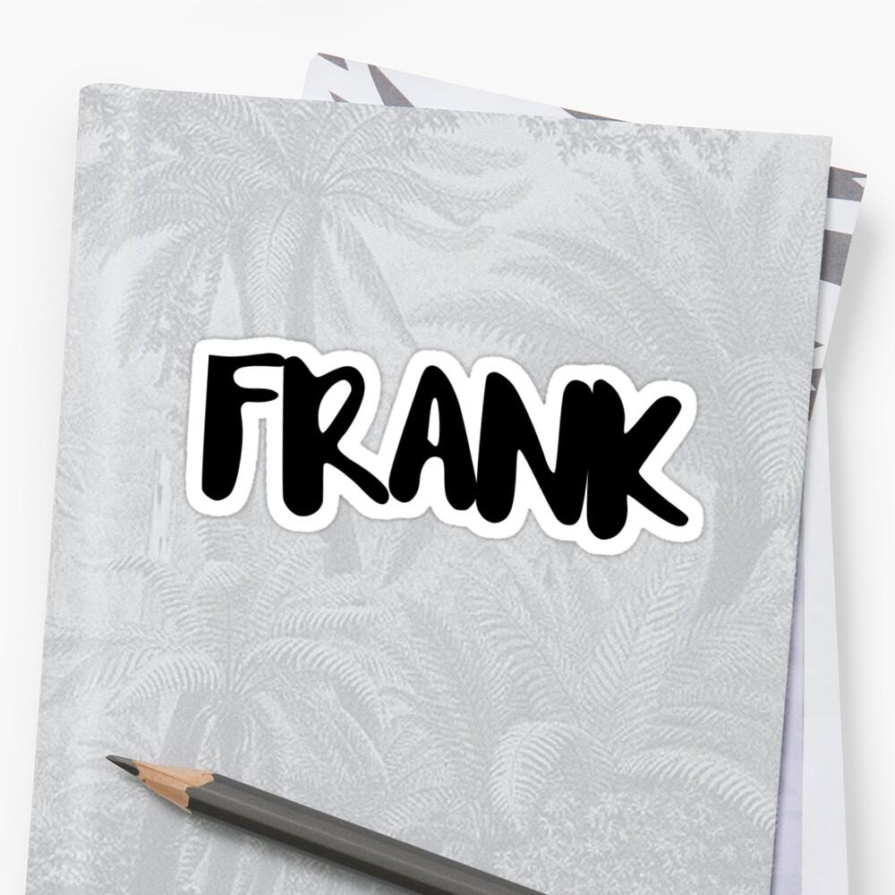 FRANK by FTML