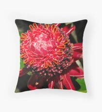 Torch Lilly Throw Pillow