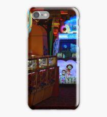 Amusement Arcade, 2p Machines iPhone Case/Skin