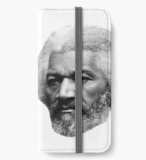 Older Frederick Douglass top quality 2 iPhone Wallet/Case/Skin