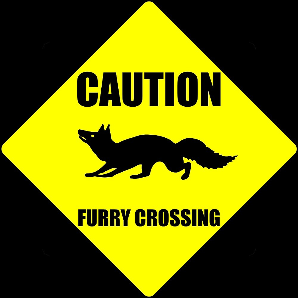 Furry Crossing by CondomentBar