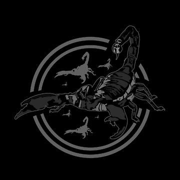 Scorpion GREY by Adamzworld