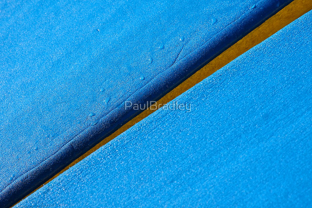 Blue and Yellow by PaulBradley
