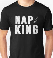 Nap King T-shirt Unisex T-Shirt