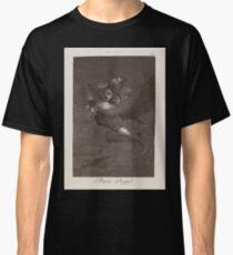 Francisco de Goya   Los caprichos   Buen Viage Classic T-Shirt