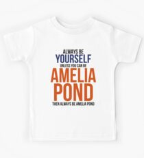 Always Be Amelia Pond Kids Clothes