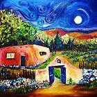 New Mexico Rancho by Vaillancourt