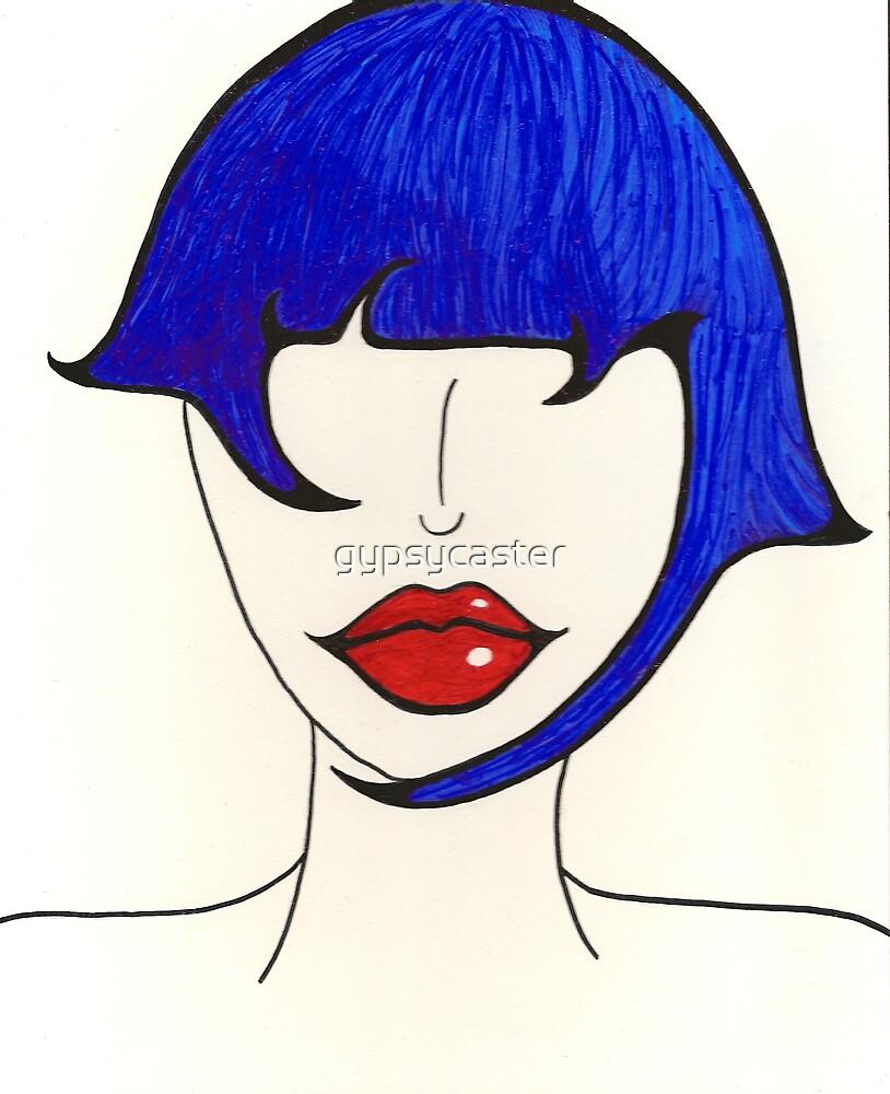 Fashion in Blue by gypsycaster