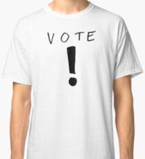 Voting Show The Comic Shirt Prize Classic T-Shirt