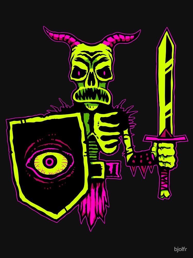 Neon Demon by bjolfr