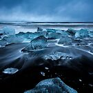 Ice Beach by John Dekker