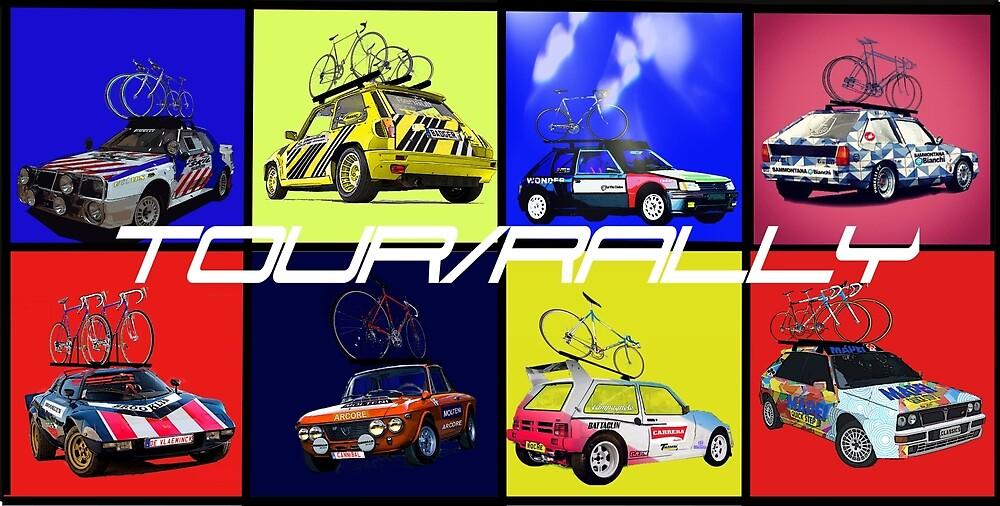 Tour/rally by johnnyvu