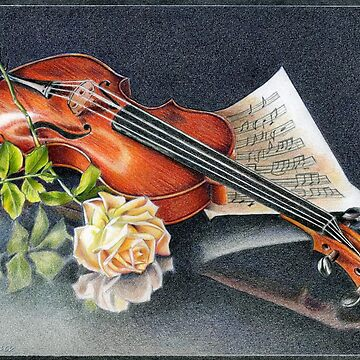 Violin by valentina9