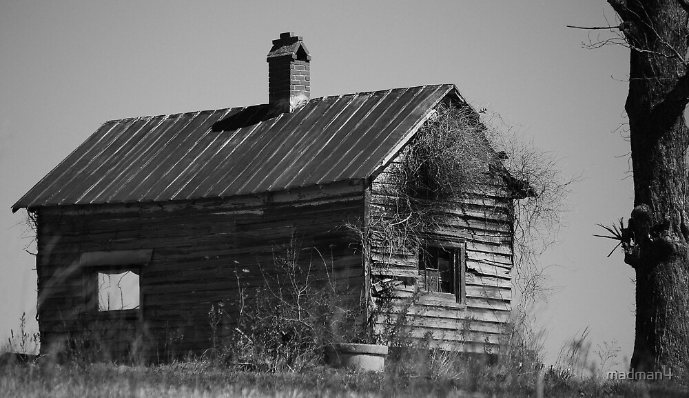 Old Tennant House by madman4