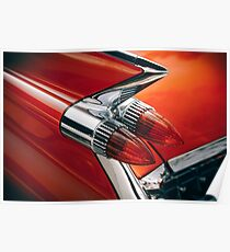 classic car. Poster