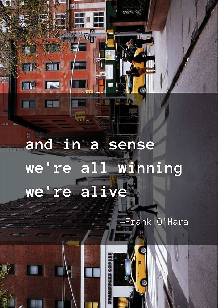 we're alive by jacquelynqs